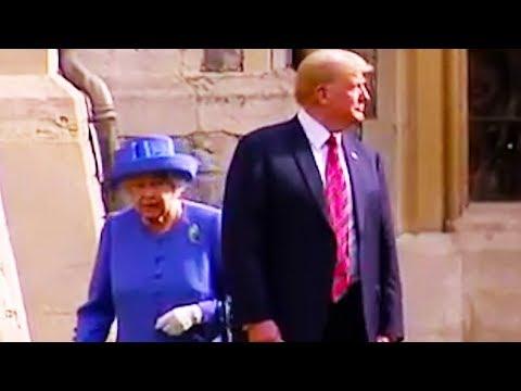 Ozzy Man Reviews: Trumpy vs Queen