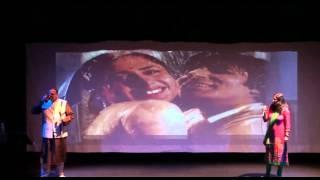 Download Hindi Video Songs - Safar Aaj Rapat Jaaye - Namak Halaal - Rakhee and Sriram