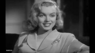 """Marilyn Monroe In """"The Asphalt Jungle"""" - """"I Know How You Love It For Breakfast"""""""