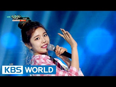 Berry Good (베리굿) - Angel [Music Bank / 2016.05.27]