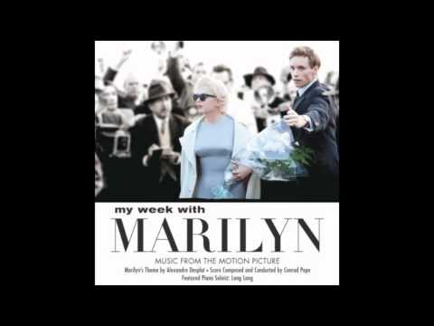 My Week With Marilyn Soundtrack - 01 - Marilyn's Theme - Alexandre Despalt