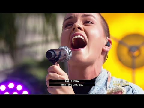 Taya Smith's best vocals Hillsong UNITED Israel - 2017