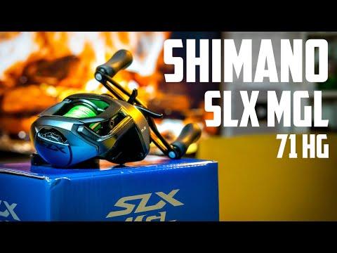 Катушка Пушка - SHIMANO SLX MGL 71HG   Мультипликаторная катушка - обзор, тест и забросы