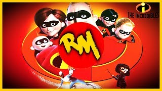 """""""THE INCREDIBLES"""" [Theme Song Remix!]-Remix Maniacs"""