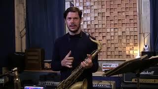 Seamus Blake - Jazz Sax and Improvisation 2