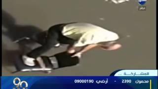 بالفيديو .. رئيس شركة الصرف بالإسكندرية: لاتوجد شبكة صرف منفصلة للأمطار