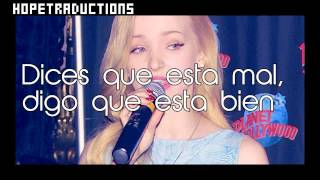 Dove Cameron - Better In Stereo (Traducida al español)