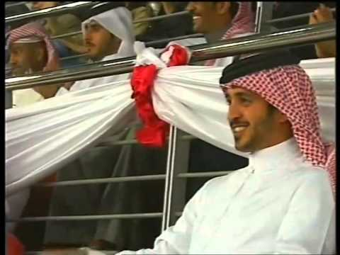 The opening ceremony of the sports festival for all under the patronage of His Highness Sheikh Khali