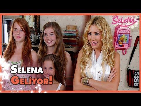 Selena kızlara yardıma geliyor