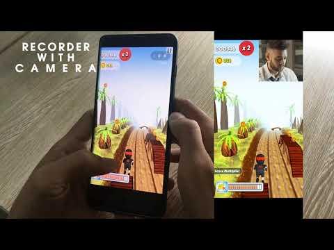Perekam Layar GRATIS: Permainan, Panggilan Video, Tangkapan Layar