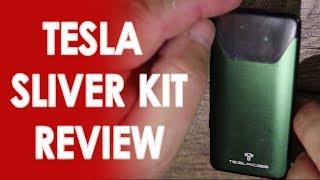 Tesla Sliver Pod Kit Review ✌️