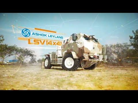 Ashok Leyland LSV 4x4