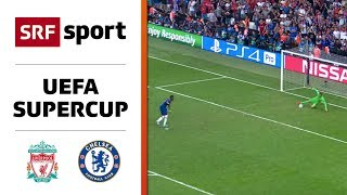 FC Liverpool - FC Chelsea 5:4 n.P. | Highlights - UEFA Super Cup 2019