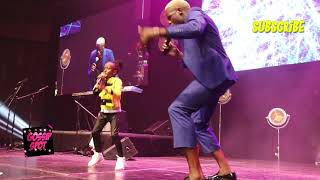 felistar the superstar out performs fresh kid at emanuella and mark angel show in uganda