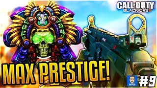 BLACK OPS 4 - MASTER PRESTIGE - COME PLAY WITH ME RACE TO PRESTIGE MASTER! #9