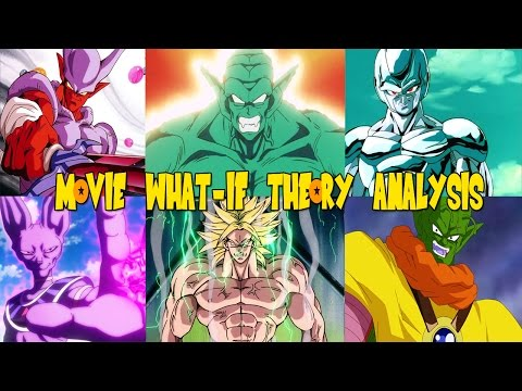 """The Dragon Ball Z Movies """"What-If"""" Theory"""