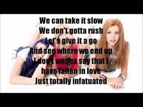 Infatuated Lyrics -Sweet california