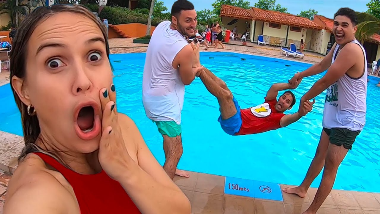 Download Retos locos en la Piscina con Crazy mami