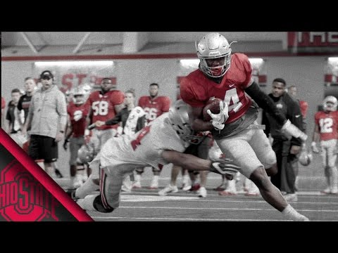 Ohio State Football: Spring Practice - Scrimmage #2
