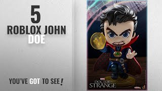 Top 10 Roblox John Doe [2018]: Hot Toys Cosbaby Doctor Strange PVC Figure Collectible Model Toy 8cm