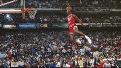 1988 NBA Slam Dunk Contest - Michael Jordan vs. Dominique Wilkins