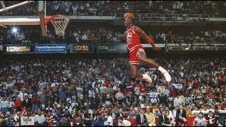 1988 NBA Slam Dunk Contest - Michael Jordan vs. Dominique Wilkins Video