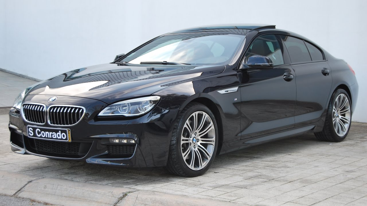bmw 640d grand coupe xdrive 2015 youtube. Black Bedroom Furniture Sets. Home Design Ideas