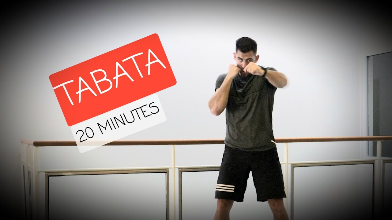 TABATA INTENSE #1 avec Thomas