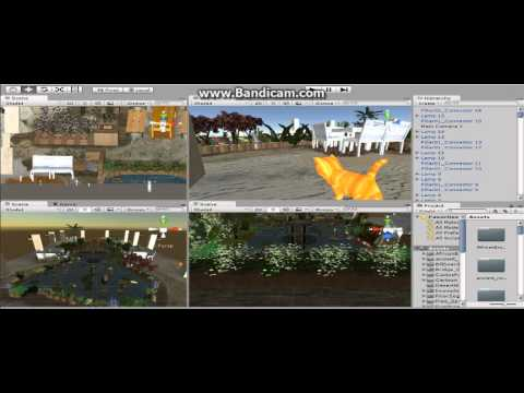 Puddle of fish coe hatyai version2 unity zernc youtube for Puddle of fish