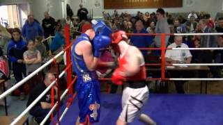 levi griffiths vs sam mort friday 7th march 2014
