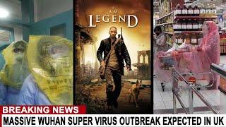 BREAKING: MASSIVE OUTBREAK OF WUHAN SUPER VIRUS HITS UK - NEW LAWS TO ARREST SUSPECTED CASES ENACTED