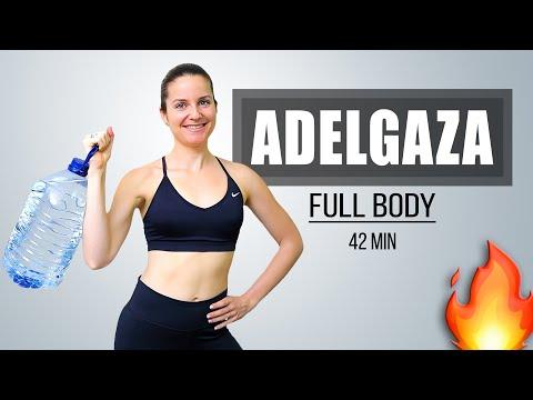 Cuerpo en Forma con Cardio FullBody 42 minutos