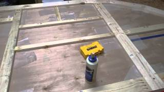 How to Build a Teardrop Camper #2 - Framing the Walls