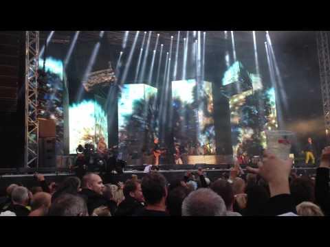 THE MODS - Gje meg Litt mer     Live @ Viking stadion 2012