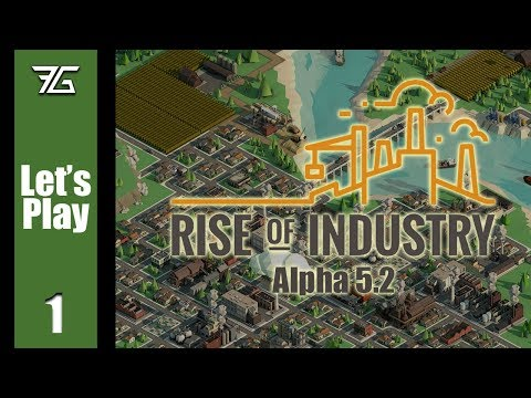 Rise of Industry : Ep 1 Fish & Fabric Empire