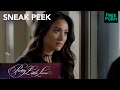 Pretty Little Liars | Season 7, Episode 13 Sneak Peek: Emily Consoles Toby | Freeform