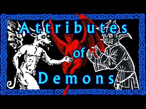 Attributes Of Demons (2017) Documentary by John Razimus (Occult Unmasked)