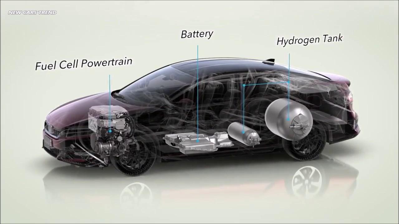 2016 Honda Clarity Fuel Cell Hd