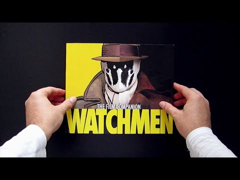 WATCHMEN: THE FILM COMPANION [Book Review]