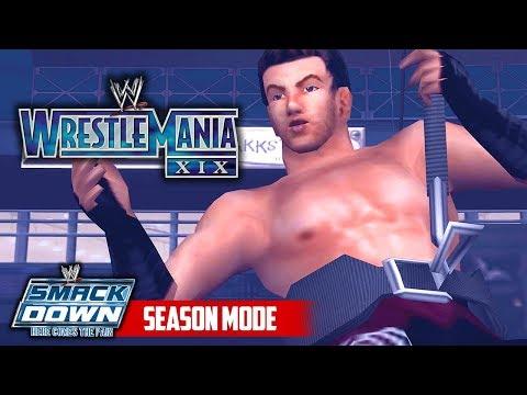 WRESTLEMANIA!!   WWE Smackdown HCTP SEASON MODE (Finale)