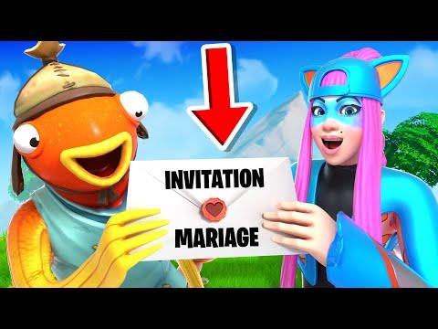 On vous INVITE à NOTRE MARIAGE avec BDD !