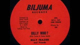 Billy Frazier & Friends - Billy Who ? (1980)