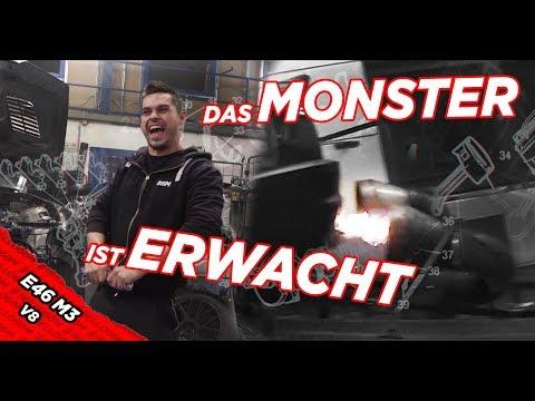 Das Monster Ist Erwacht! M3 V8 Update Mit Neuem Design - BBM Motorsport E46 M3 V8 Kompressor Projekt