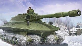 Самые необычные танки в истории. 1 серия. документальный фильм