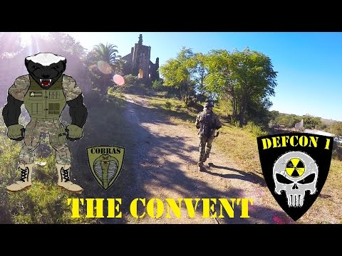 Magfed Paintball South Africa - The Convent 2016