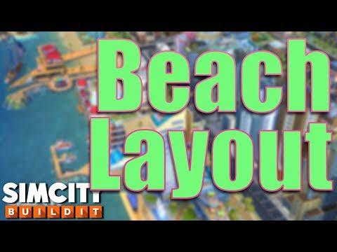 SimCity Buildit | Designing My Luxury Beach