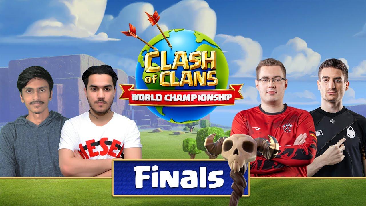 World Championship #4 Qualifier FINALS - Clash of Clans