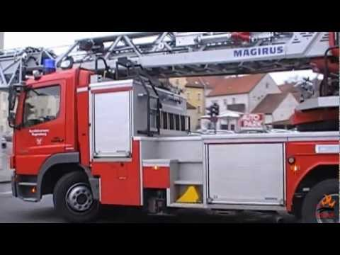 Why German emergency vehicles are as compact as they are...