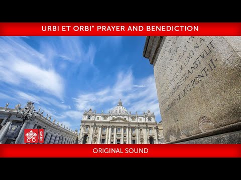 Pope Francis-Moment of prayer 27-03-2020