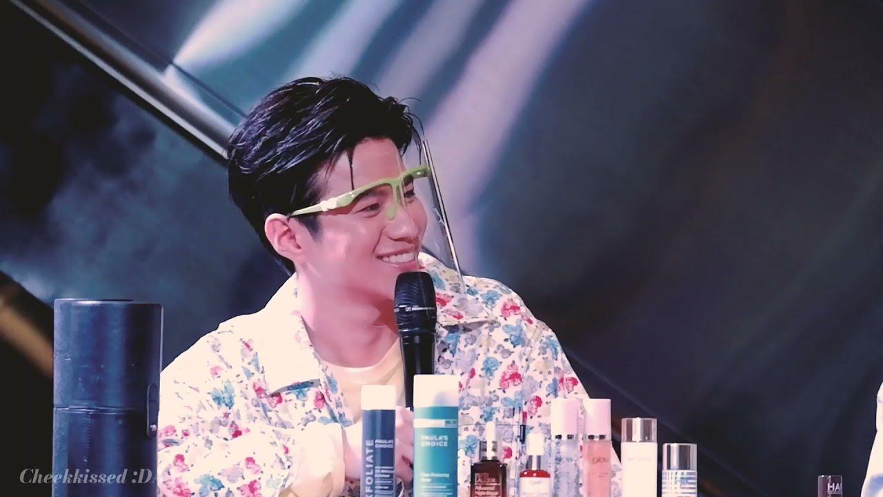 [20210406] แปลน และแม็กกี้ ในงาน Siam Center x Mint Drive Me Crazy Summer /Part 01